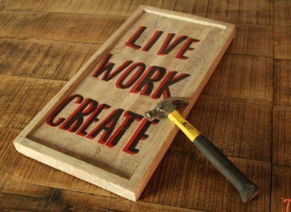 Tableau Live, Work, Create