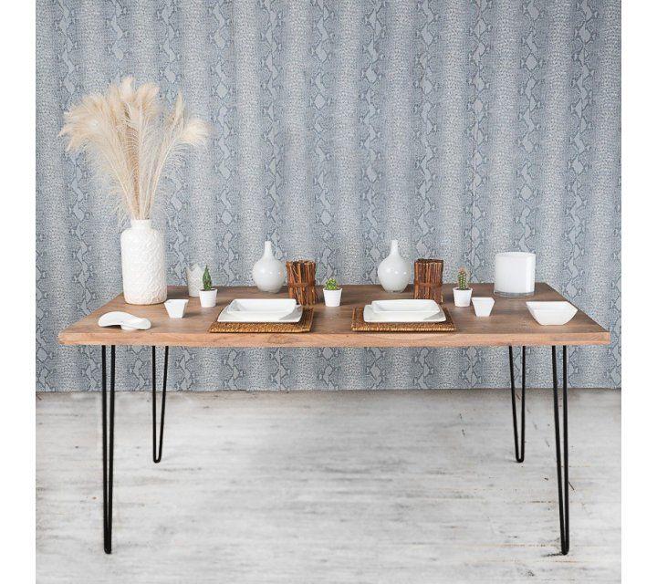 Table de salle à manger scandinave Clip
