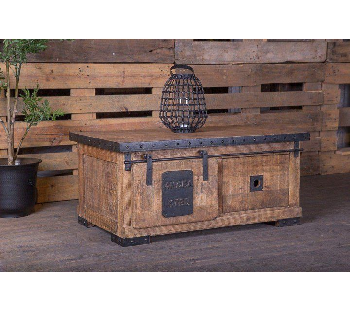 Table basse « Live with character »