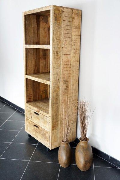 Armoire en bois et métal Sherwood