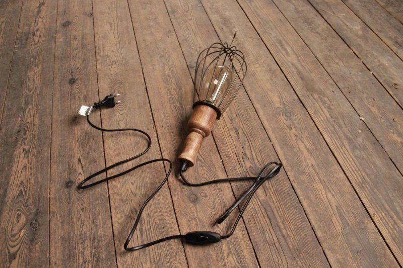 Lampe baladeuse industrielle