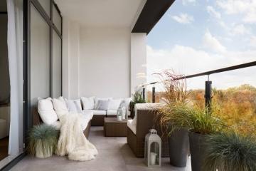 4 astuces pour un balcon moderne et stylé