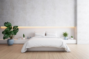 Adopter le style minimaliste dans une chambre