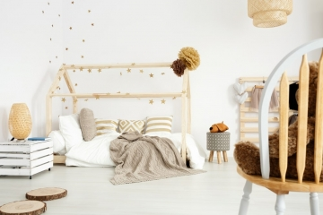 Déco chambre : le style scandinave, un indémodable