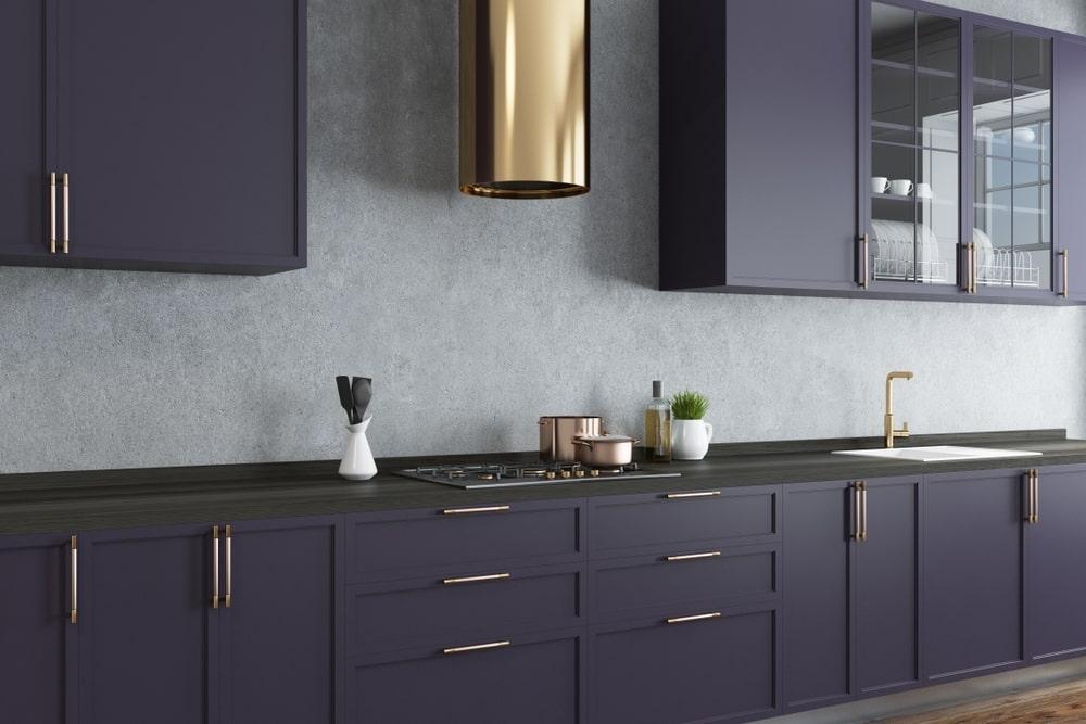 Le béton ciré dans votre cuisine