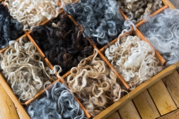 Rendre parfaite sa déco avec la laine bouclée