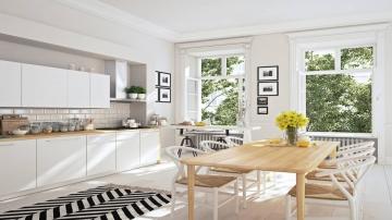 Retour du style scandinave : pas seulement dans l'univers de décoration