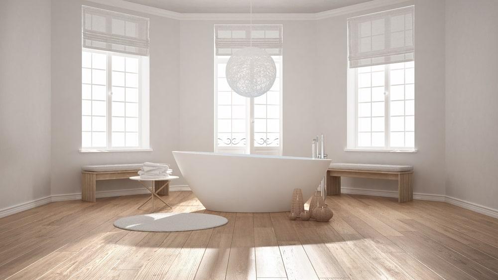 Salle de bain zen : le style scandinave a aussi un rôle à jouer