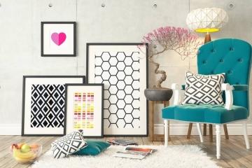 Style graphique : un nouveau style pour renouveler votre salon