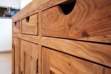 Teck recyclé : une matière tendance dans la décoration d'intérieur