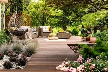 Transformer votre terrasse en un lieu convivial